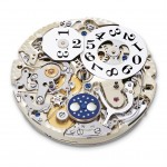 Uhrwerk der A. Lange & Söhne Datograph Perpetual